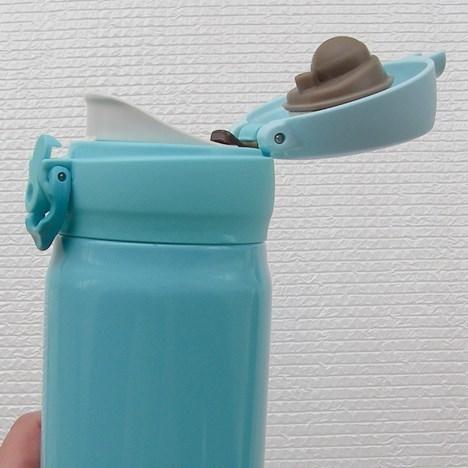 サーモス水筒の飲み口
