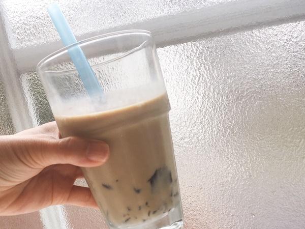 仙草ゼリーコーヒー