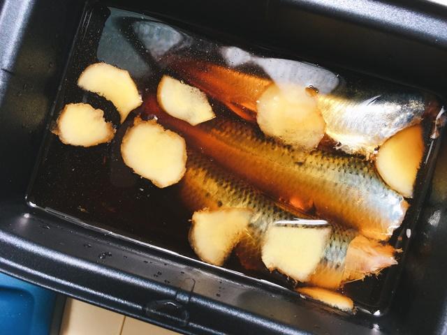 イワシ煮作り方