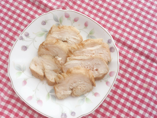 鶏チャーシュー