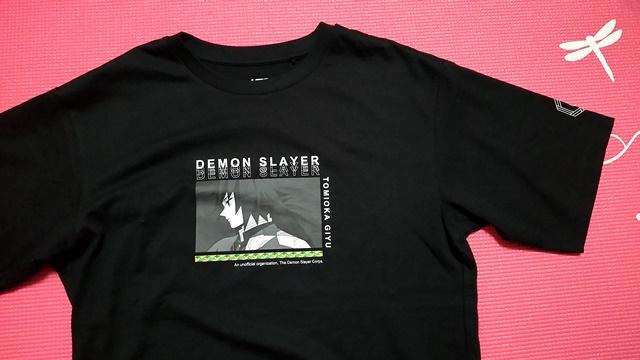 UTの義勇さんTシャツ